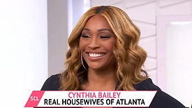 Cynthia Bailey on Style Code Live