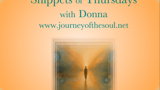 Thursdays With Donna May 21st