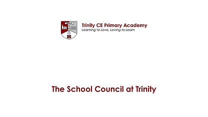 The School Council at Trinity