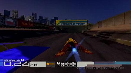 Video Game Audio Rescore: Wipeout 3