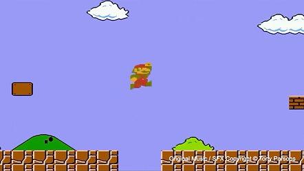 Video Game Audio Rescore: Super Mario Bros.