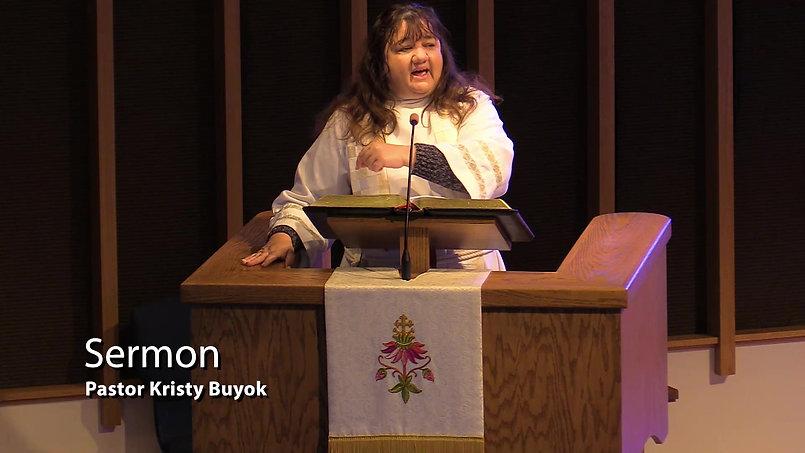 Sunday Service 4-18-21