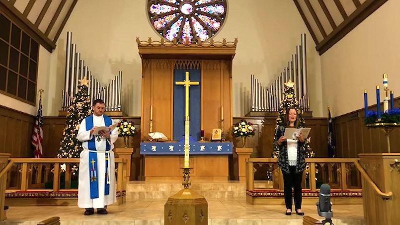 Advent Service 12-02-20