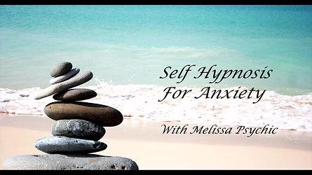 Anxiety Self-Hynosis