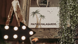 Matias Malagardis - 'What You've Done'