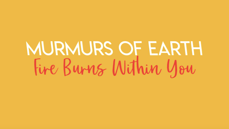Fire Burns Within You