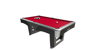 Riley Ray 7Ft American Pool Table