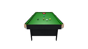 Riley 6Ft 3in1 Folding Snooker Table