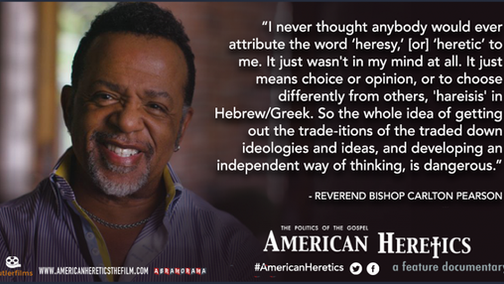 American Heretics (2019)