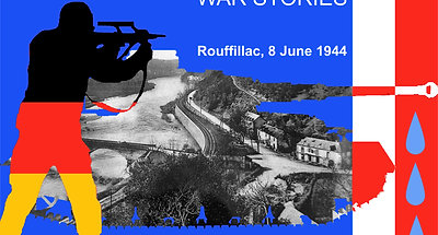 War Stories. A talk by Erica Meltzer
