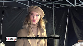Martinská husa 2019 - pro APPLAUS TV