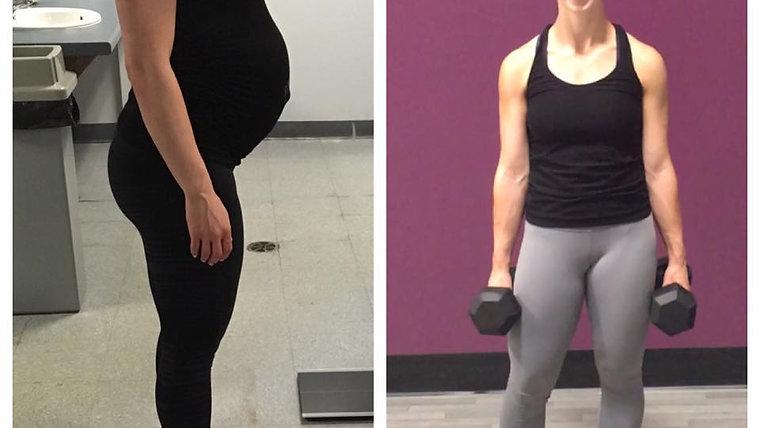 12 Week Postpartum Program