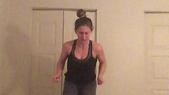 LEVEL 3 HIIT Workout #1 (No equipment needed)