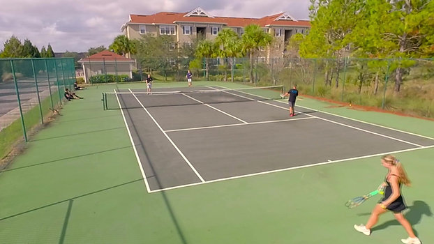 JC Tennis Florida Vid