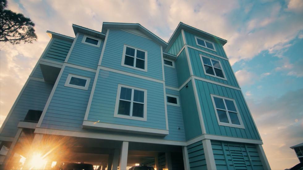 Good Fortune Vacation Home - Cape San Blas, FL