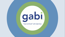 Scan to Email with Gabi Gov