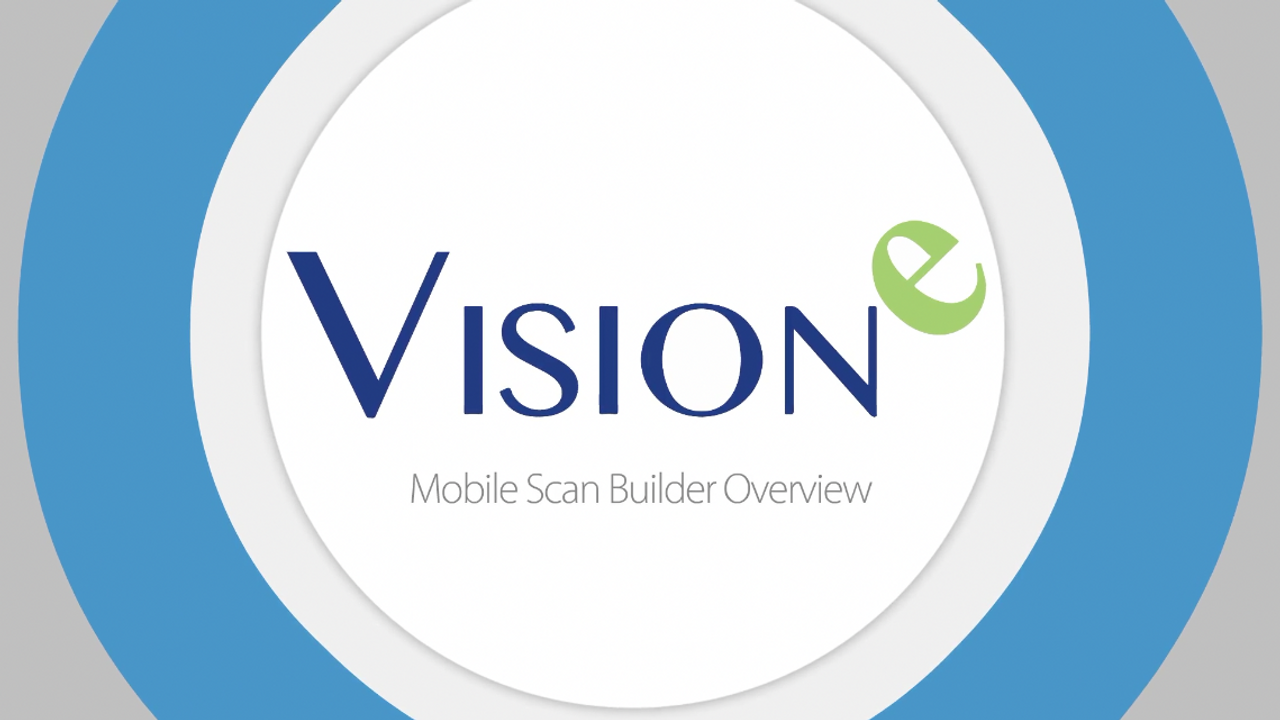 Mobile Scan Builder Overview