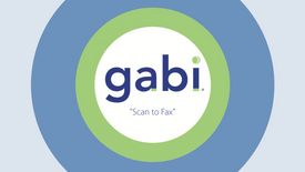 Scan to Fax using Gabi Gov