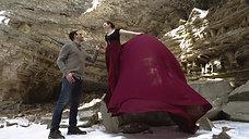 Monica & Andrew - Mountain Engagement