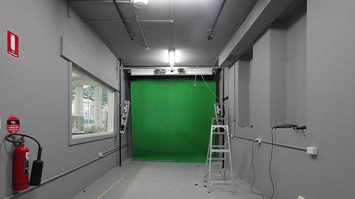 Building a Studio - timelapse