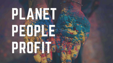 The Triple P - Planet, People and Profit