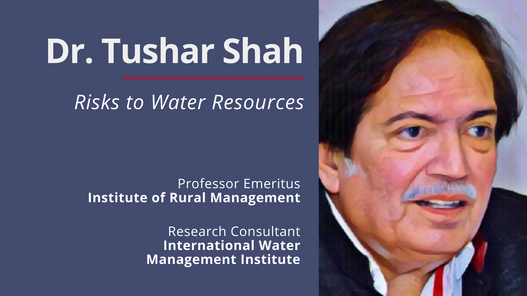 Risks to Water Resources