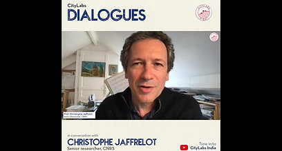 Prof. Christophe Jaffrelot on Idea of Society