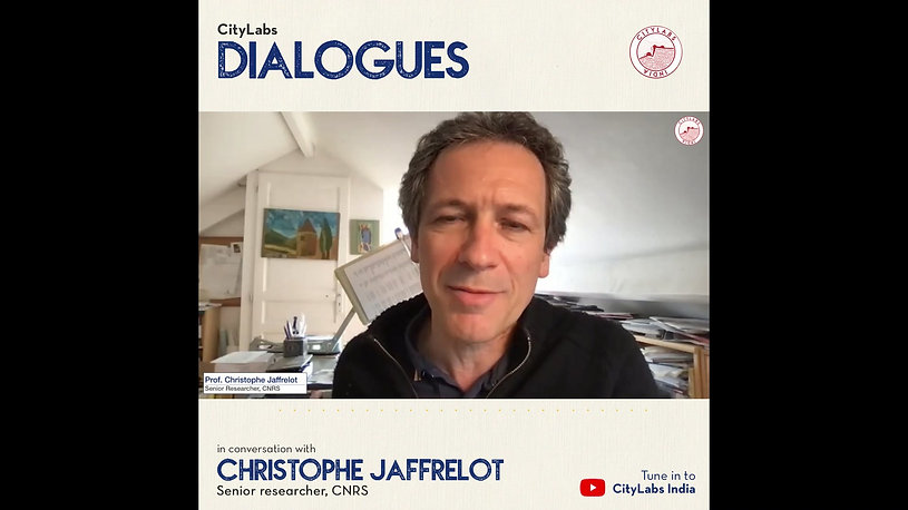 Prof. Christophe Jaffrelot on French tradition of Research