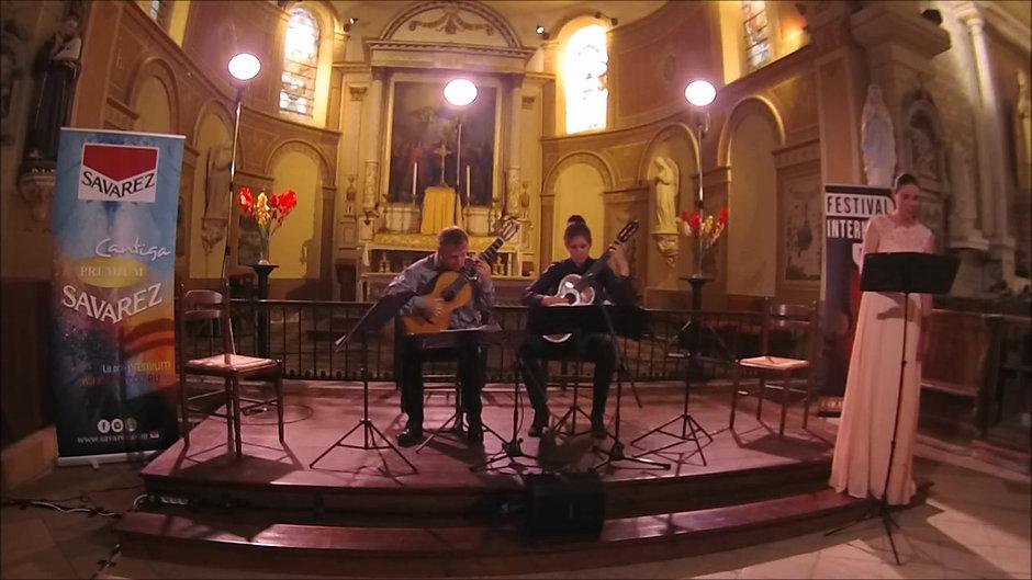 Trio 2 Guitares et Chant