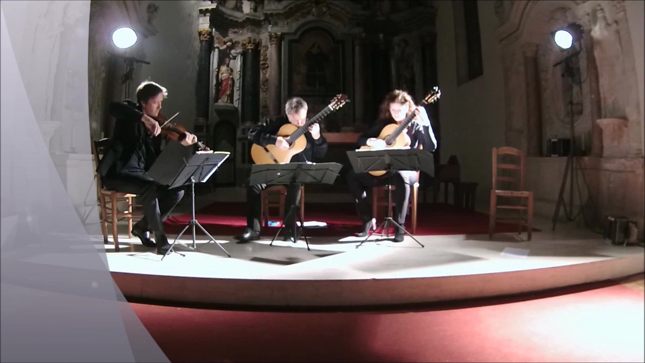 Trio 2 Guitares et Violon