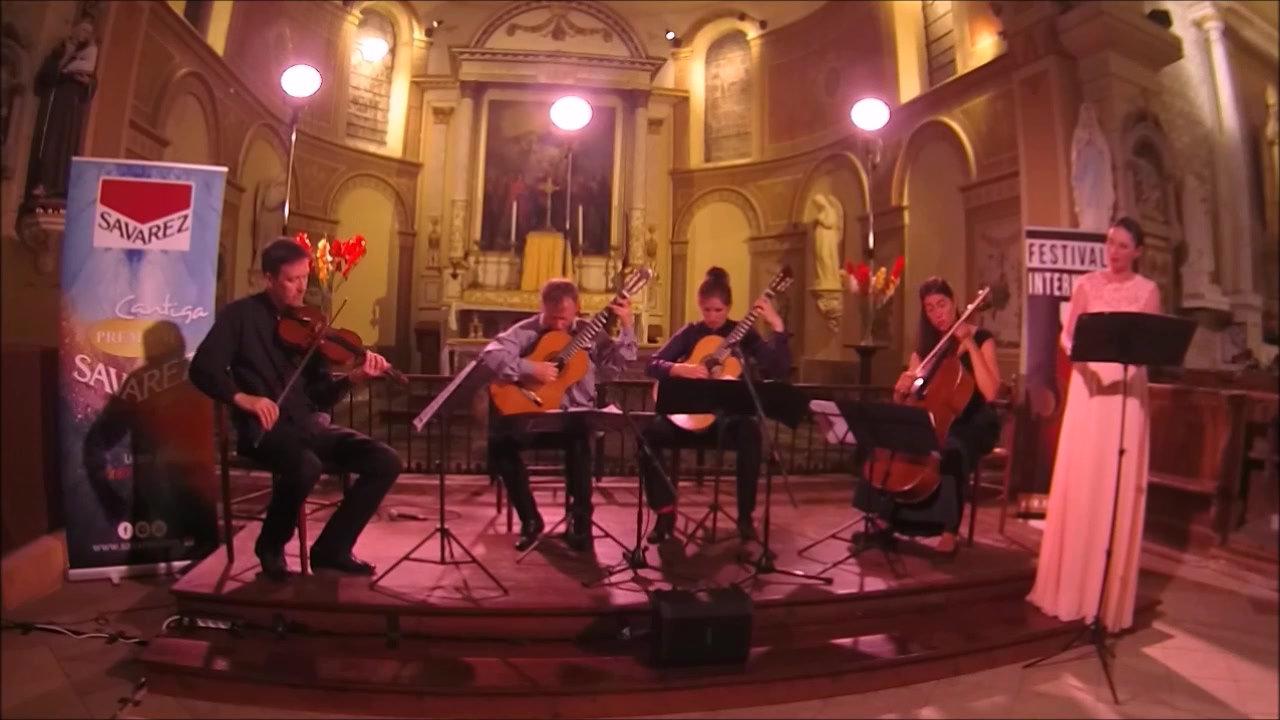 Quintette Cantiga