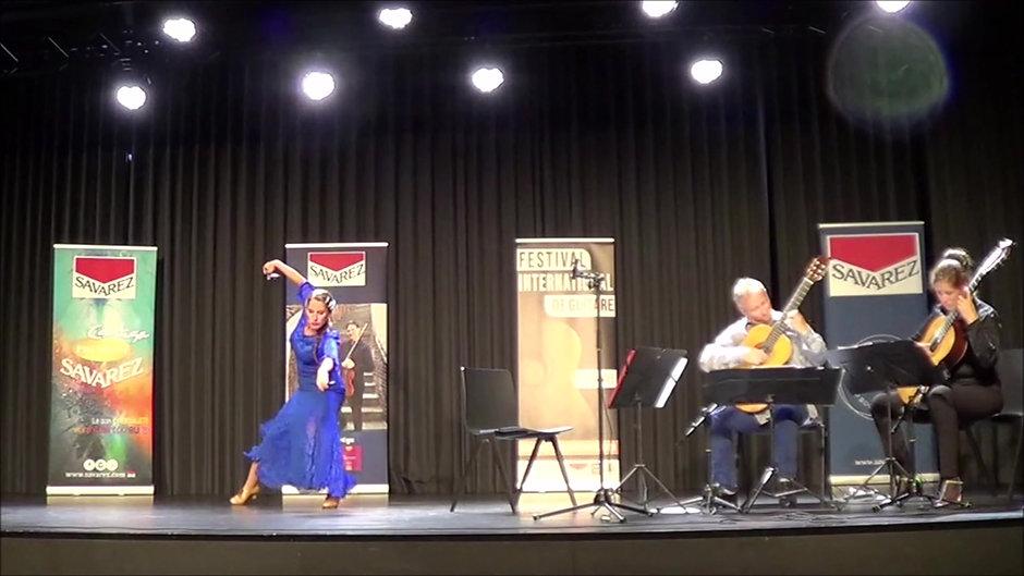 Duo de Guitares Cantiga /Philippe Villa et Anastasia Maximkina/