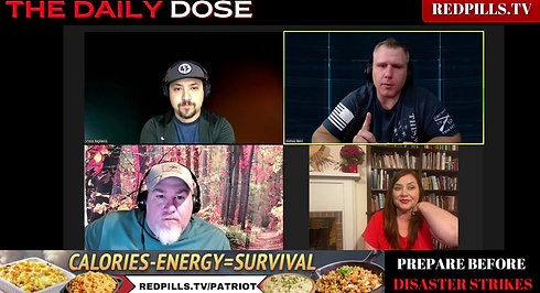Redpill Project Daily Dose Episode 242 | America Waking Up