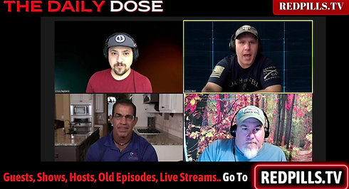 Redpill Daily Dose Episode 245 | We Are The Answer