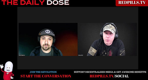 Redpill Project Daily Dose Episode 241 | Federalist 46