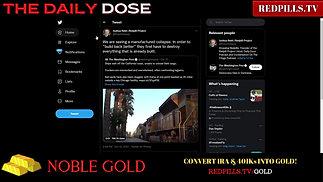Redpill Project Daily Dose Episode 240 | Dark Winter Inbound