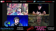 Conversations On The Fringe: Live with Josh, Jay and Vince: Guest Dr. Bruce Olav Solheim   Anzar: Communications With An Ancient Alien