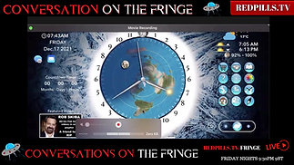 Conversations On The Fringe | Dave Weiss - Is The Earth Flat?