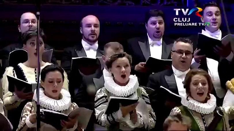 Festival Enescu - Corul National Madrigal