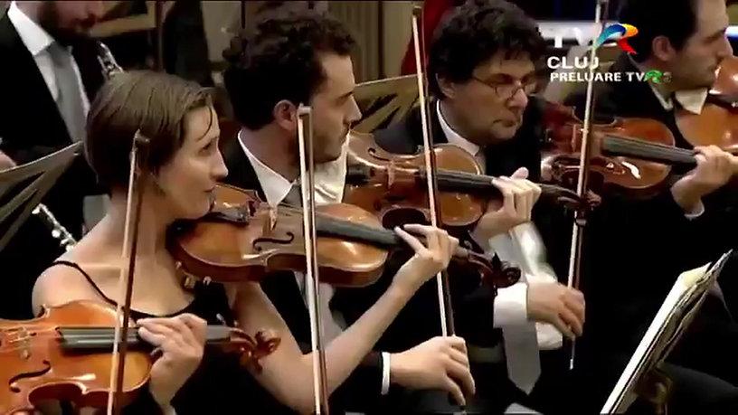 Festival Enescu - Mozart avec OlgaPeretyatko