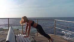 Burpee (supported)