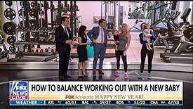 Fox and Friends Strong Sexy Mammas