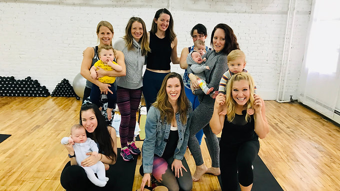 New York City Baby Involved Workout Promo