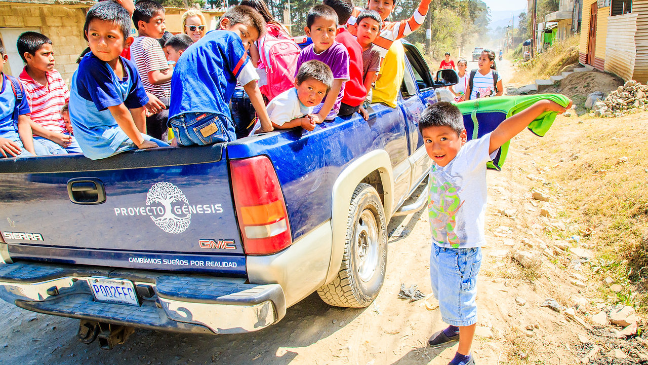 Project Genesis, Chimaltenango Guatemala