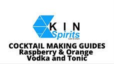 2B Vodka & Tonic or Lemonade