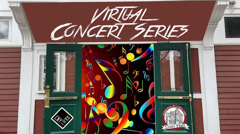 Joe Crookston Unity Hall Virtual Concert