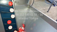 Tamsa Baharat kavanoz Dolum Şişe dolum makinası toz dolum spices filling machine bottle jar filling powder 2