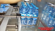 Yarıotomatik Su Şişe kavanoz paketleme Shrink Makinası