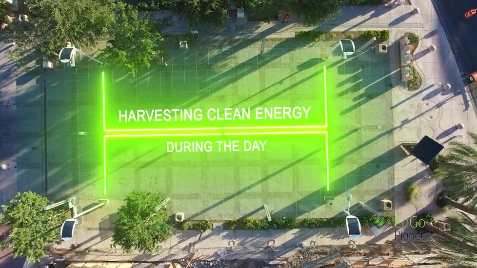 Smart Street Lights Energy
