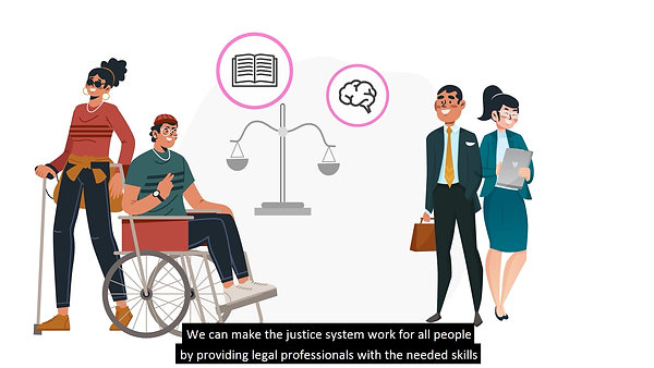 Just4All - Access to Justice for Persons with Disabilities